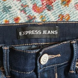 Express Jeans - Express mid rise leggings, size 2